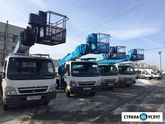 Услуги Автовышки от 15 до 26 метров Новокузнецк