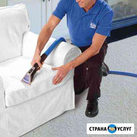 Химчистка мягкой мебели и ковровых покрытий Железногорск