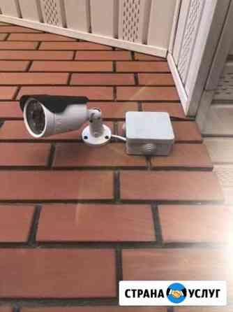 Видеонаблюдение с удаленным доступом Заокский