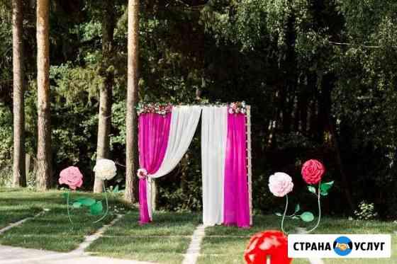 Арка для выездной регистрации брака Иваново