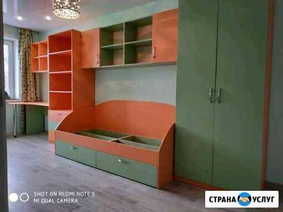 Шкафы-купе, кухни, горки, детские и многое другое Благовещенск