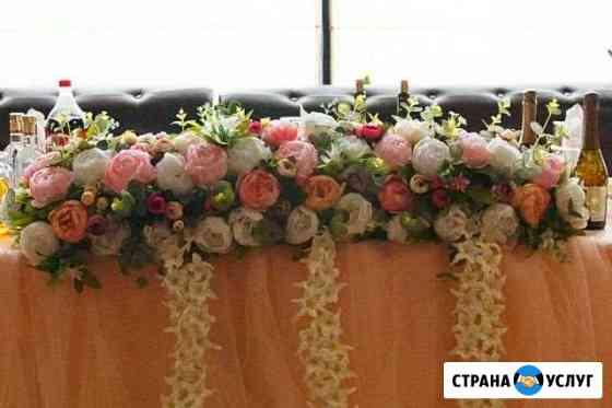 Букет на свадебный стол Пенза