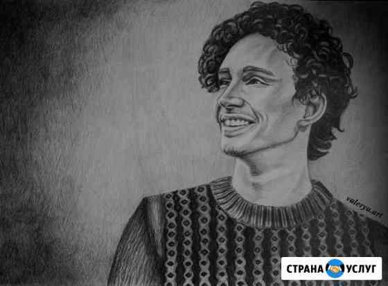 Портреты по фото Брянск