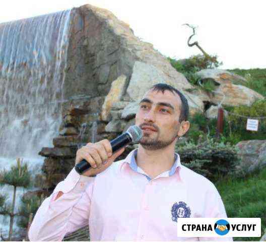 Певец музыкант артист диджей На свадьбу И.Т.Д Грозный