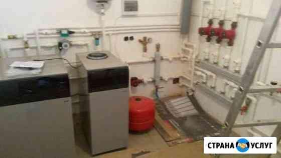 Отопление И водоснабжение Мценск
