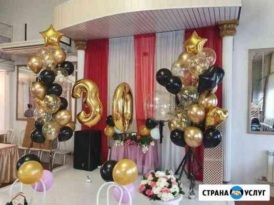 Продам гелевые шары б/у Кызыл