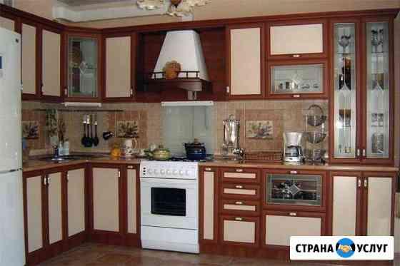 Кухни, шкафы-купе,спальни,офисная мебель на заказ Владикавказ