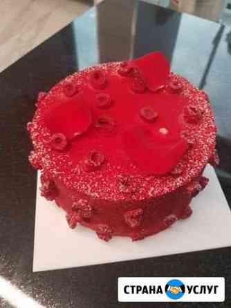 Торты и десерты на заказ Калуга