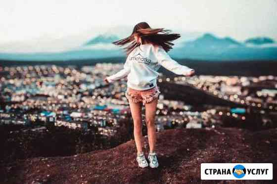 Фотосессии Петропавловск-Камчатский