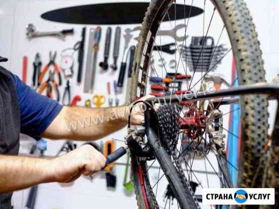 Ремонт велосипедов Липецк
