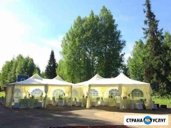 Аренда шатра Вологда