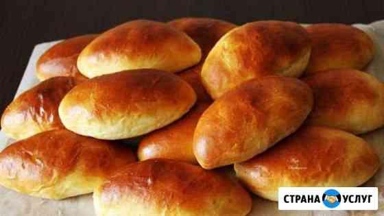 Приготовление пирогов на заказ Владимир
