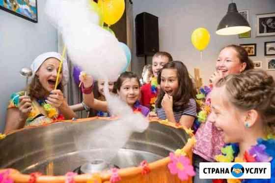 Сладкая вата на ваши праздники Хабаровск