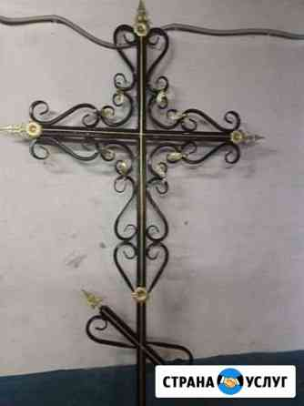 Крест на могилу Барнаул
