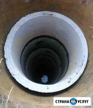 Копка, чистка колодцев, подвод воды Мантурово