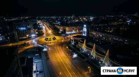Аэросъемка Ижевск