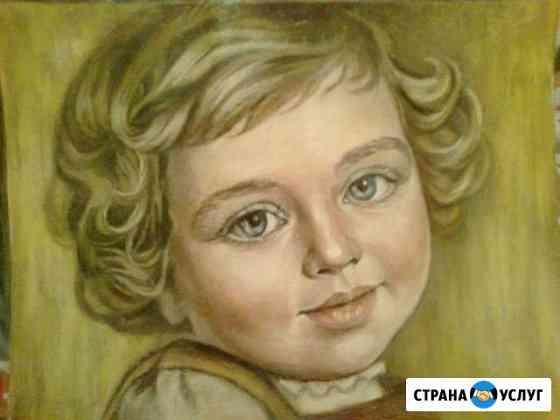 Портреты, шаржи Пермь