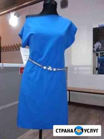 Пошив вечерних и свадебных платьев Лиски