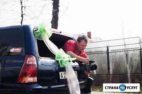 Видео съёмка Ярославль
