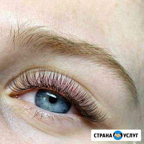 Наращивание ресничек, возможен выезд на дом Южно-Сахалинск