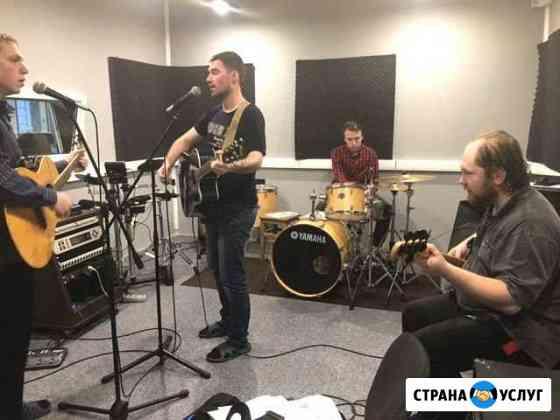 Уроки по гитаре, укулеле, барабанам, фортепиано Пермь