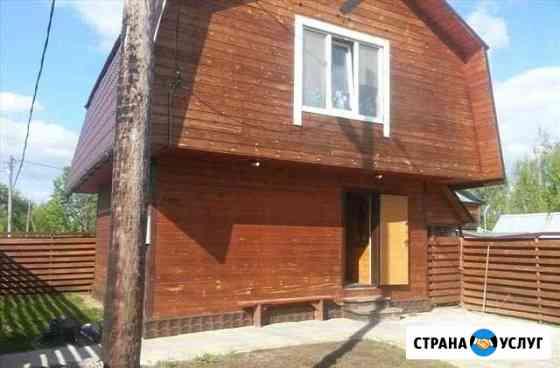 Баня на Заводской, мкр. Кируль Сыктывкар