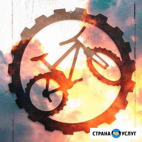 Ремонт настройка сборка велосиредов.ремонт горнолы Самара