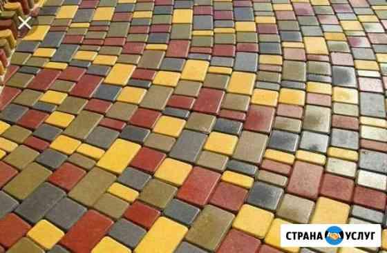 Благоустройство территории Томск