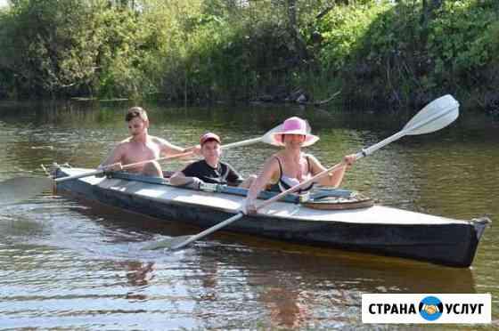 Байдарка Борисоглебск