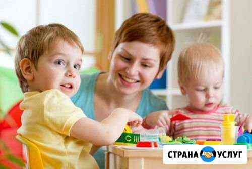 Частный детский сад, Няня, Педагог Казань