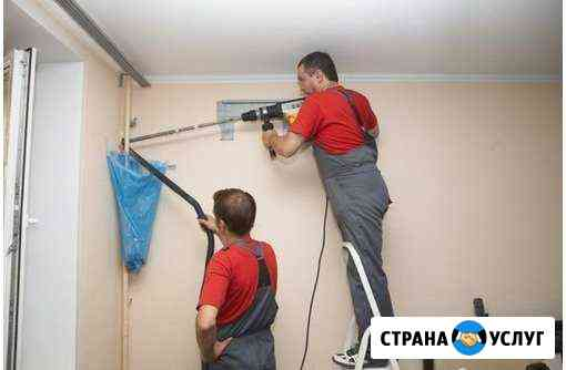 Монтаж Демонтаж сплит систем Астрахань