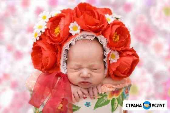 Фотосъемка новорожденных Черемхово