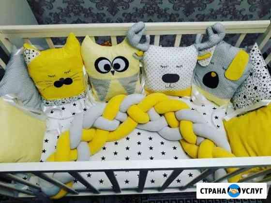 Бортики, коконы, подушки для беременных Липецк
