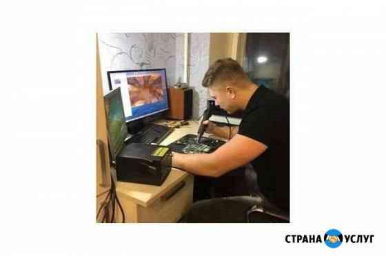 Ремонт компьютеров ноутбуков Оренбург