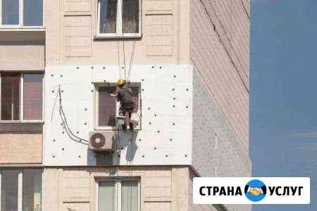 Промышленный альпинист Установка кондиционера Ставрополь