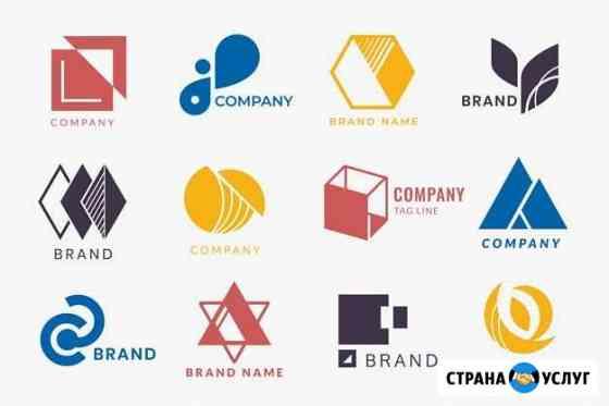 Логотип с названием вашей фирмы/компании Тюмень