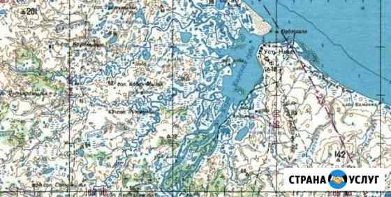 Новые Карты Garmin Воркута