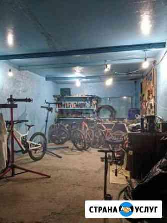 Ремонт велосипедов (выезд) Ставрополь