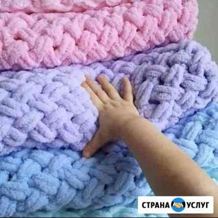 Детский плюшевый плед Ангарск