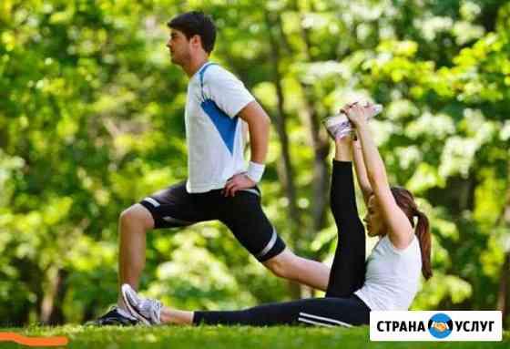 Тренер, пробежки, crossfit, подготовка к гто Псков