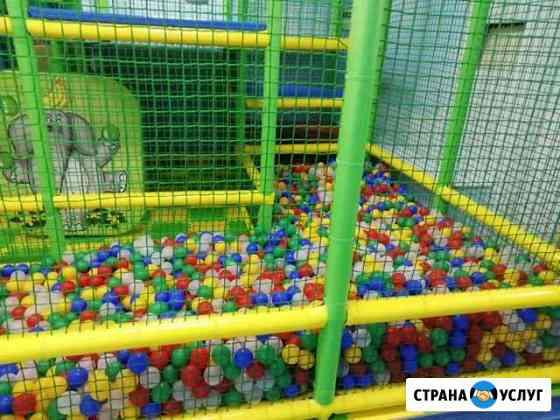 Игровая комната Сосногорск