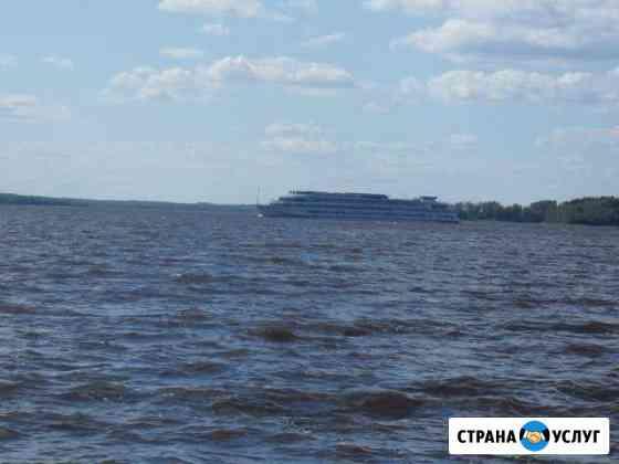 Беседка на воде Кириллов