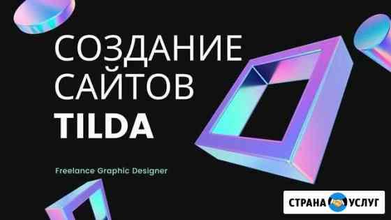 Создание сайтов на Tilda Саранск