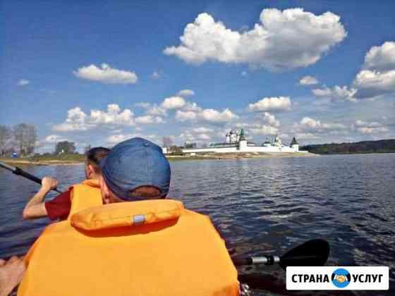 Аренда байдарок, амуниции.Сплавы по рекам Нижний Новгород