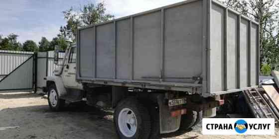 Вывоз бытового, строительного мусора, доставка Петрозаводск