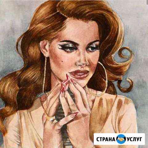 Портреты на заказ Нижневартовск