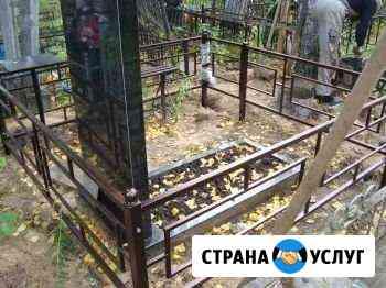 Благоустройство могил Нижний Новгород