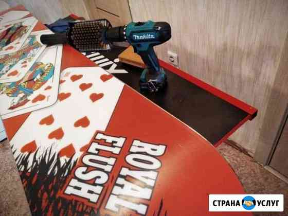 Подготовка сноубордов и горных лыж Тольятти