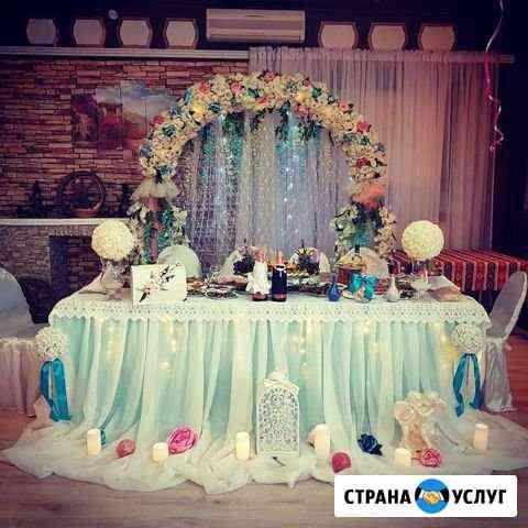 Декор свадьбы, оформление свадьбы Рязань