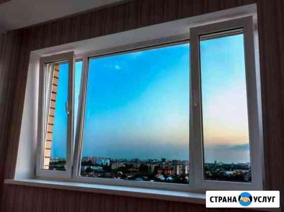 Ремонт и обслуживание пластиковых окон Черногорск